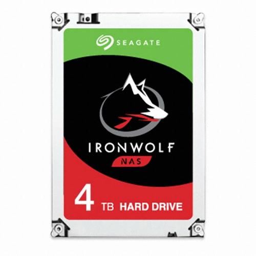 Seagate IronWolf 5900/64M(ST4000VN008, 4TB)