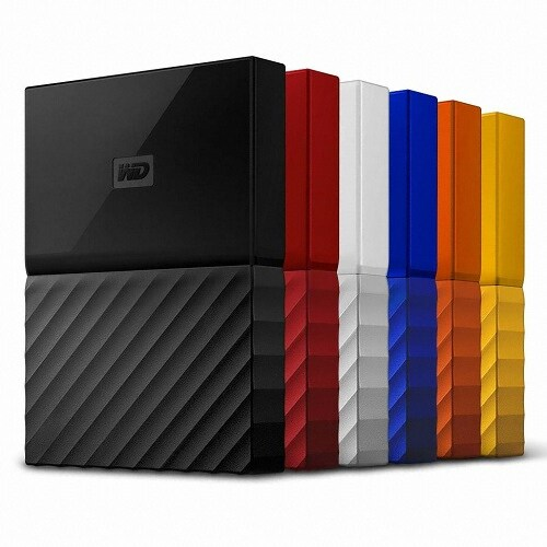 Western Digital WD My Passport Gen2 (2TB)_이미지