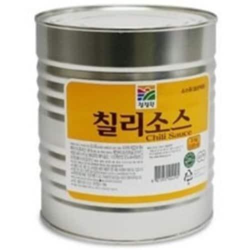대상 청정원 칠리소스 3kg (1개)_이미지