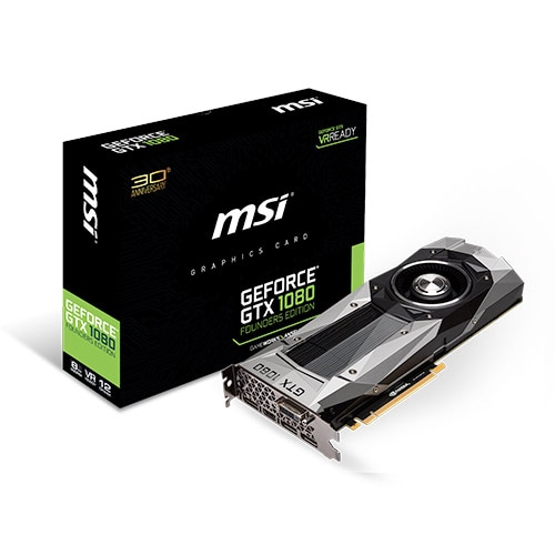 MSI 지포스 GTX1080 Founders Edition D5X 8GB_이미지