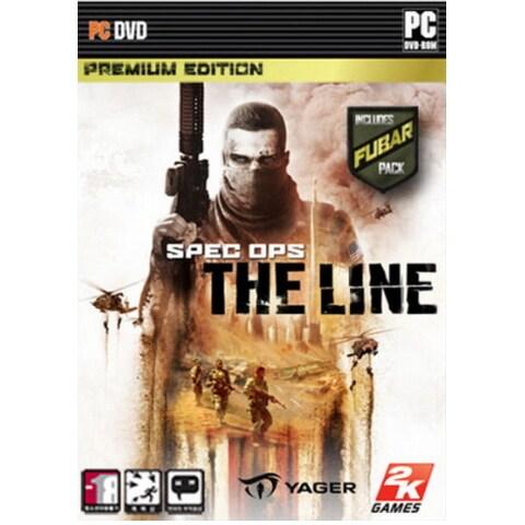 스펙옵스 더 라인 프리미엄 에디션 (SPEC OPS THE LINE) PC 일반판_이미지