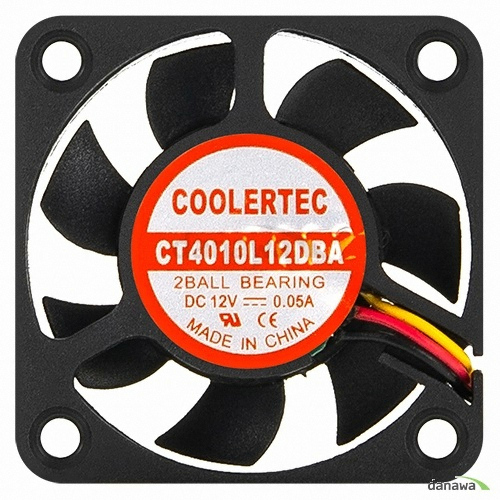 COOLERTEC  CT-4010L12DBA-3P