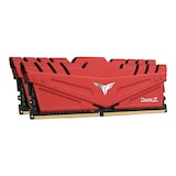 TeamGroup T-Force DDR4-3200 CL16-20-20 DARK Z RED 패키지 (32GB(16Gx2))