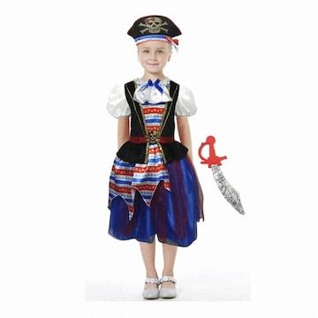 한중 해적마녀복 드레스 코스튬