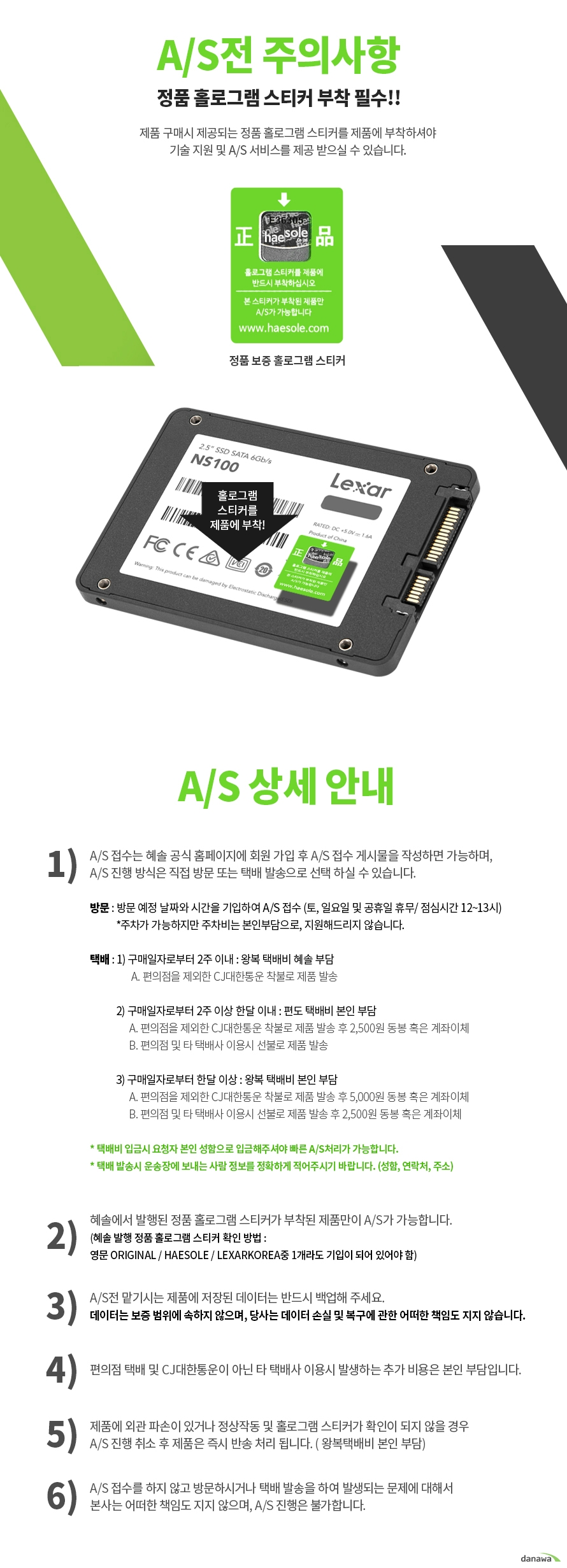 Lexar NS100 (512GB)