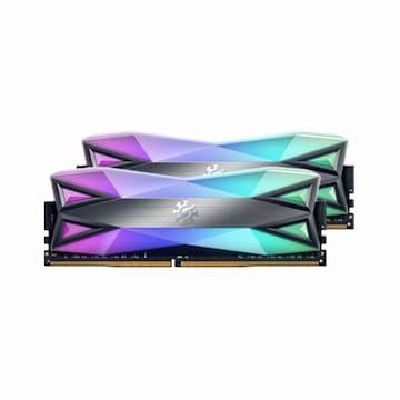 ADATA XPG DDR4-3200 CL16 SPECTRIX D60G RGB 패키지 (16GB(8Gx2))_이미지