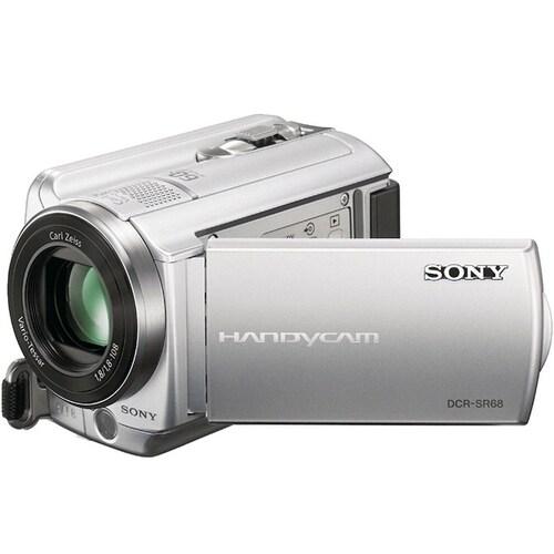 SONY HandyCam DCR-SR68 (배터리 패키지)_이미지