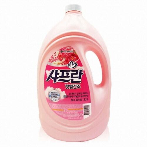 샤프란 햇빛건조 핑크 플로랄 3.1L (1개)_이미지