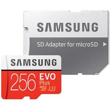 삼성전자 micro SD EVO Plus 2020 (256GB+어댑터)_이미지