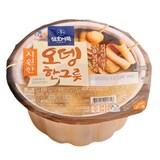 CJ제일제당 삼호어묵 오뎅한그릇 시원한맛 360g  (24개)