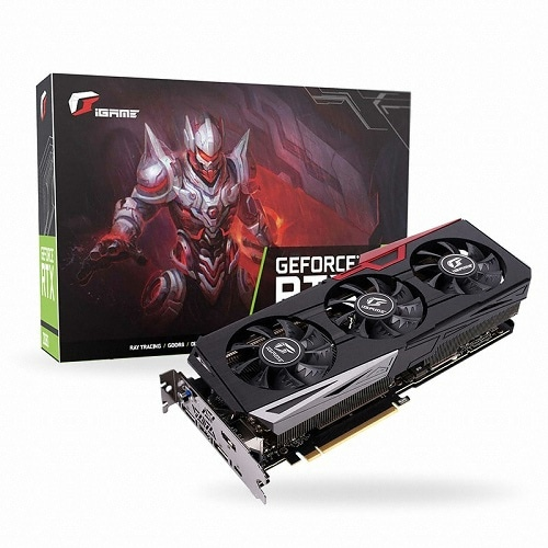 COLORFUL iGAME 지포스 RTX 2070 Ultra V2 D6 8GB