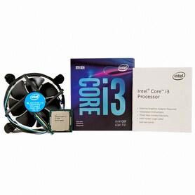 인텔 코어i3-9세대 9100 (커피레이크-R) (병행수입 박스)