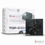 topower TOP-630A P1 80PLUS STANDARD