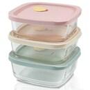 오븐글라스 햇쌀밥용기 320ml (LLG501S3N)