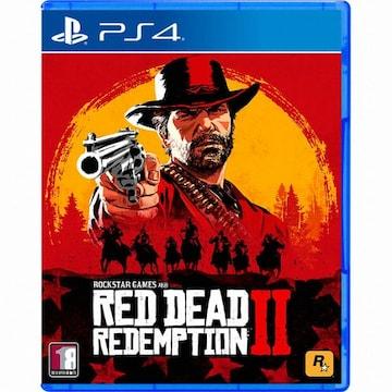 Rockstar Games  레드 데드 리뎀션 2 (Red Dead Redemption 2) PS4 (한글판,일반판)