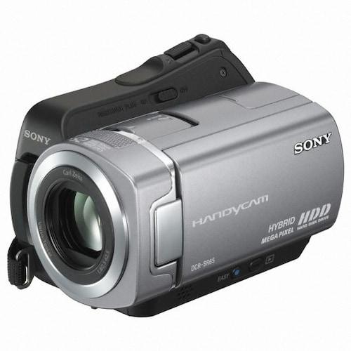 SONY HandyCam DCR-SR65 (기본 패키지)_이미지