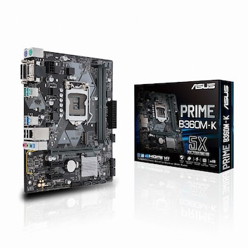 ASUS PRIME B360M-K iBORA