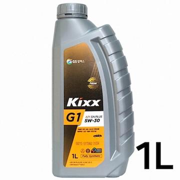 GS칼텍스 킥스 G1 SN PLUS 5W30 1L (1개)