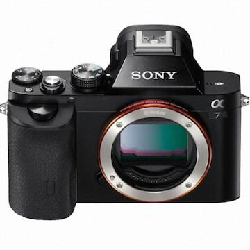 SONY 알파 A7(렌즈미포함)
