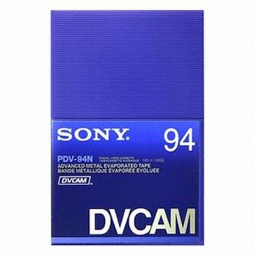 SONY PDVM-94N DV테이프 (1개)_이미지
