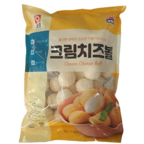 사조오양 크림 치즈볼 1kg(1개)