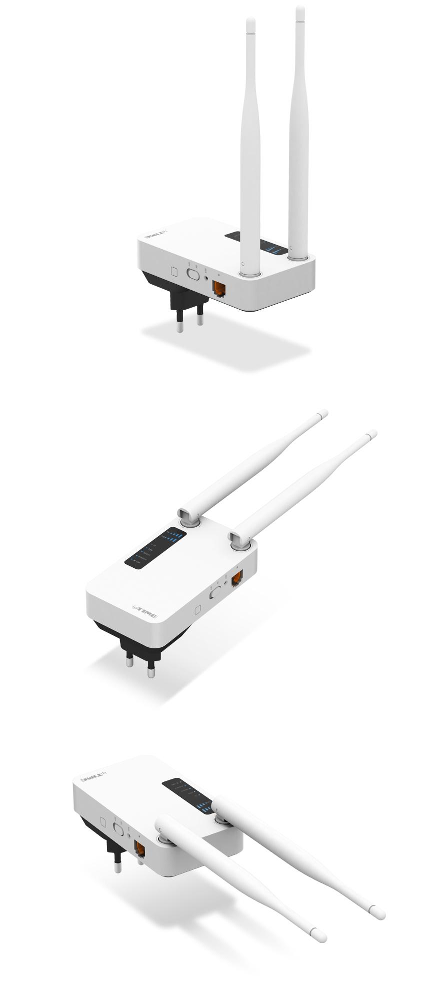 EFM ipTIME Extender-A3MU 무선확장기