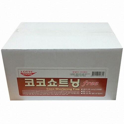 오뚜기 코코쇼트닝프리 4.5kg (1개)_이미지