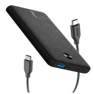 ANKER 파워코어3 센스 USB-PD 보조배터리 A1231 10000mAh_이미지