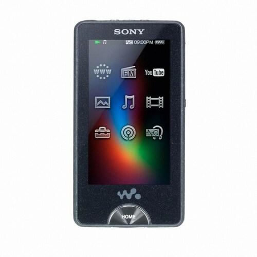 SONY Walkman NWZ-X1000 Series NWZ-X1050 16GB_이미지