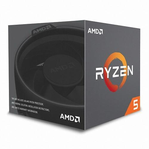 AMD 라이젠 5 1500X (서밋 릿지) (정품)_이미지