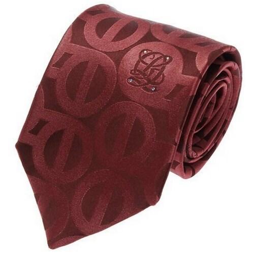 루이까또즈  로고 패턴 넥타이 LY02-404W_이미지
