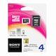 SONY micro SDHC CLASS4 (4GB)_이미지