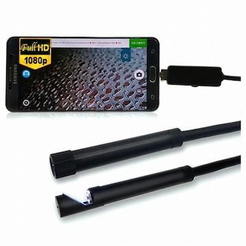 프레젠샵 FULL-HD 스마트폰 내시경카메라