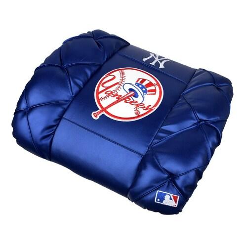 아이렉스 MLB 뉴욕 양키스 차량용 허리쿠션_이미지