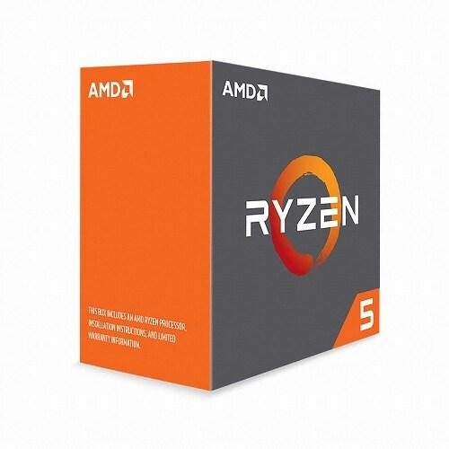 AMD 라이젠 5 1600X (서밋 릿지) (정품)_이미지