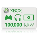 XBOX Live 기프트 카드 (XBOX ONE) 10만원_이미지