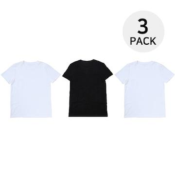 테이트 남녀공용 베이직 티셔츠 KA9FS-UKS010