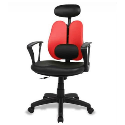 체어클럽 G플러스백 CW형 플러스 요추헤더형 의자 (메쉬등판)_이미지