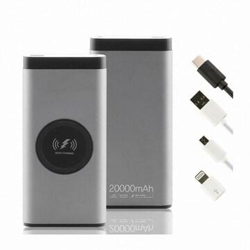 플라이토 USB-PD 유무선 보조배터리