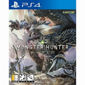 CAPCOM  몬스터 헌터 월드 (Monster Hunter: World) PS4 (한글판,일반판)