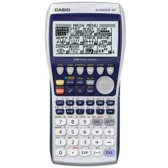 카시오 FX-9860G2 SD 공학용 계산기_이미지