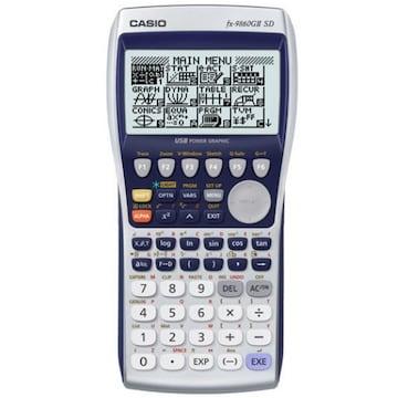 카시오 FX-9860G2 SD