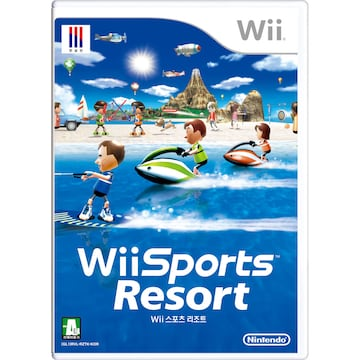 Nintendo 위 스포츠 리조트 Wii