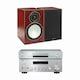 야마하 R-N602 + CD-N301 + 모니터오디오 Silver 1_이미지