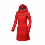 와이드앵글  여성 쓰리윙스 고어텍스 포레스트 패턴 레인 자켓 WWP17701O7_이미지