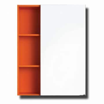 대림바스 플랜 욕실 상부장 1000 오렌지팝 OP-600