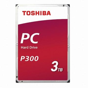 Toshiba 3TB P300 HDWD130 (SATA3/7200/64M)