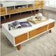 현대디자인가구 우아미가구 노르딕 원목 거실 테이블 종합정보 ...