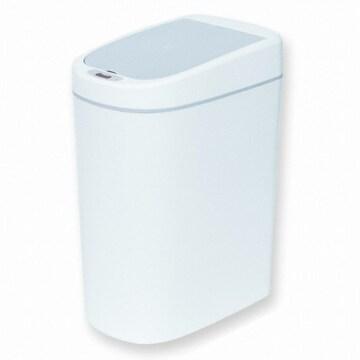 식스비 모프리 스마트 센서 자동 쓰레기통 10L_이미지