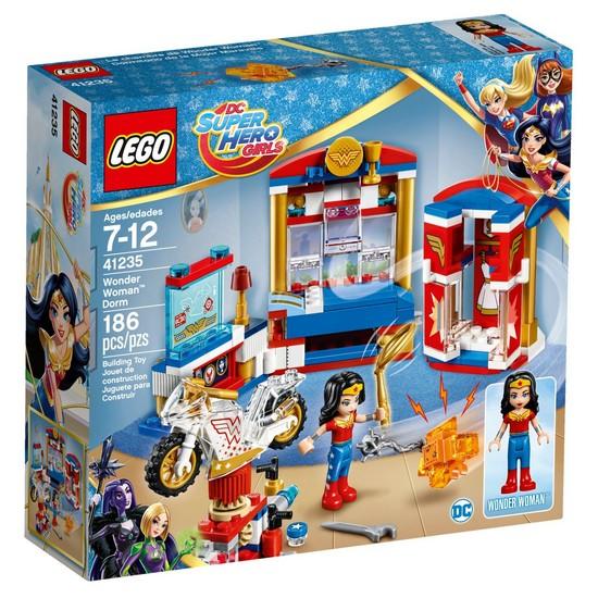 레고 DC 슈퍼히어로걸 원더우먼의 기숙사 (41235)(해외구매)